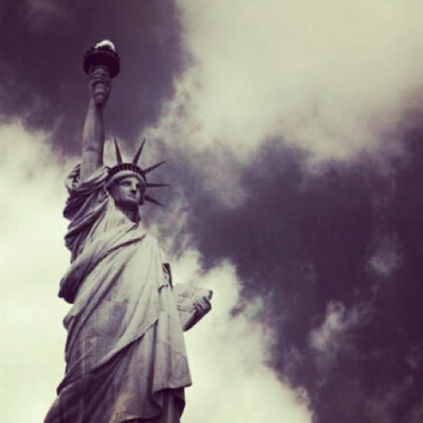 Jet Ski Statue Of Liberty